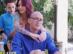 TRYBANG - 4th Be beneficial to July With Monique Alexander, Adria Rae, and Juan El Caballo Loco