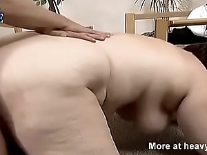 amenable fucked on all fours on the floor