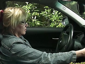 scandi mature rough anal alfresco fucked