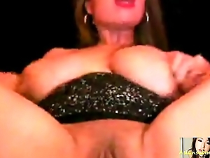Hot Asian Overprotect with Huge Tits coupled with Nipples