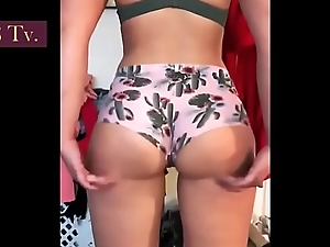 SEXY WHITE BOOTY TWERK   HOTTEST BOOTY GIRLS COMPILATION