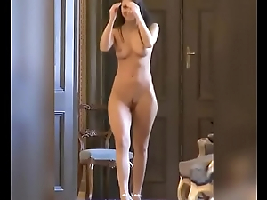 Hot russian with thorough body teasing