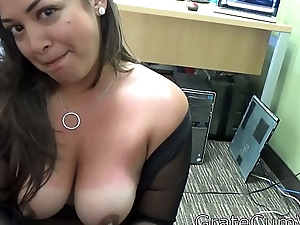 Coworker Takes Big Load On tap Work With Boss On tap The Door,GrateCumVideos