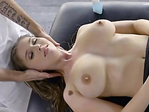 Touching Lena Paul scene vice-chancellor Len - Dirty Masseur