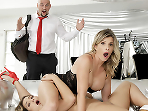 Dirty Little Step Mommy - Naked MILFs Cory Chase In the porn instalment