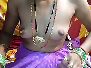 Indian Lalita Singh  fucked Saree and bra painti