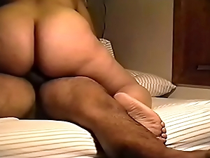 Amateur Riding Cock